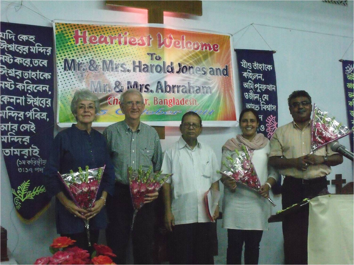 Ministry Team in Bangladesh