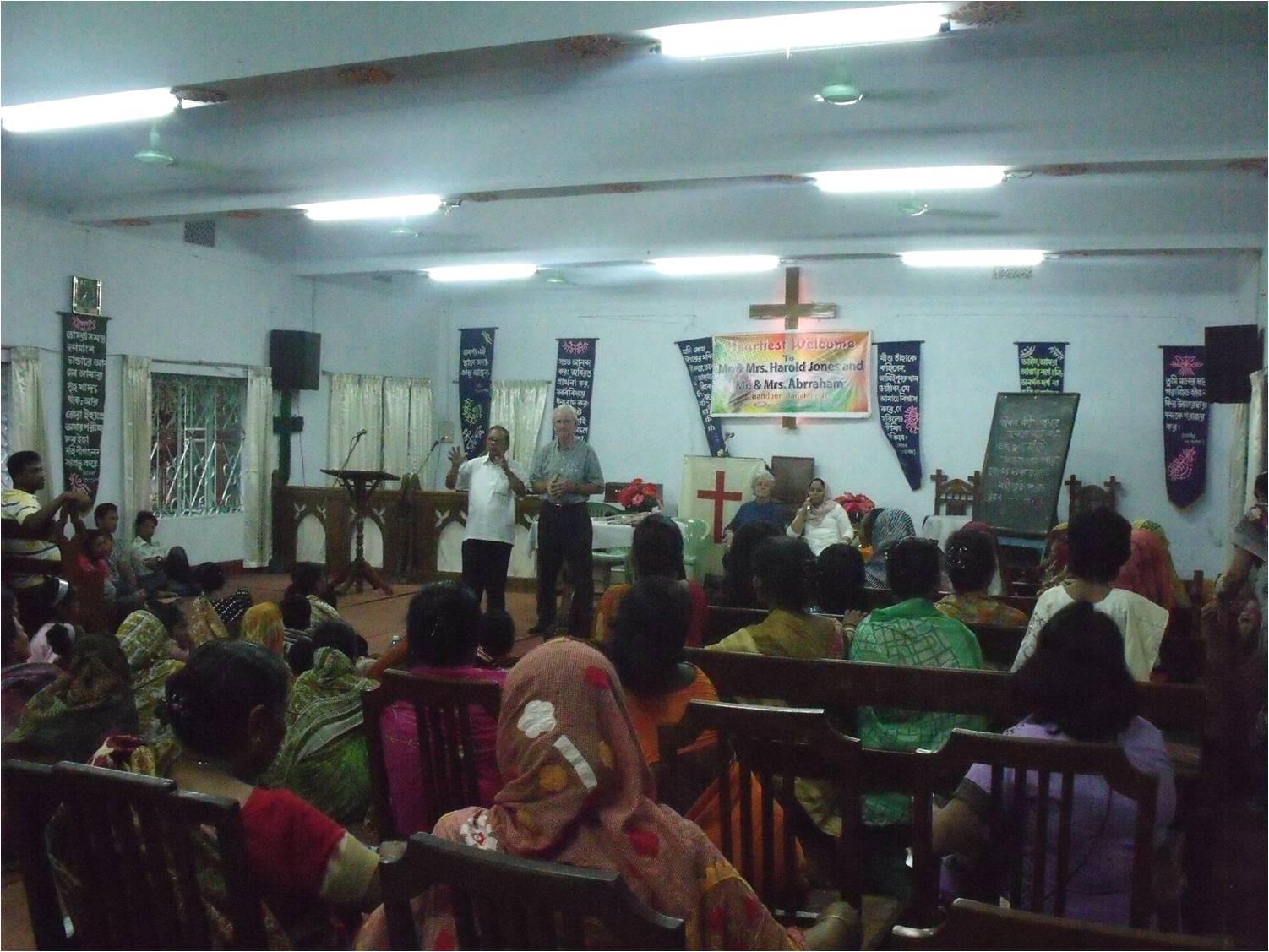 Evangelism Camp