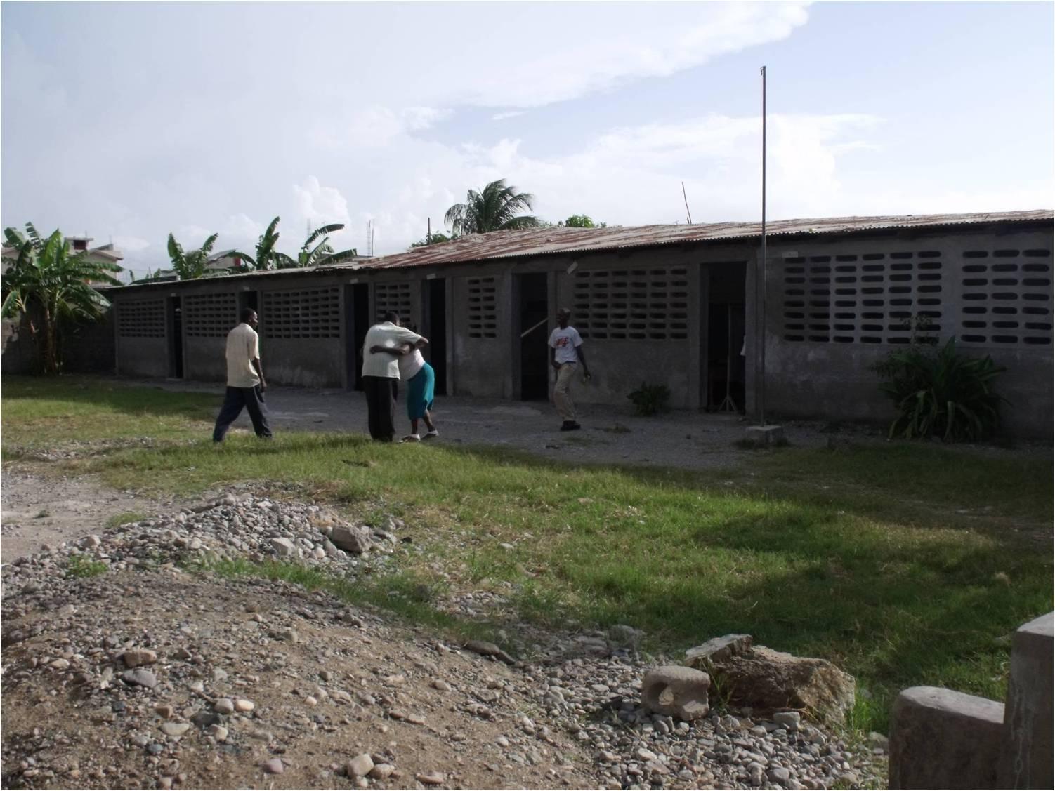 School in Cap-Haitian