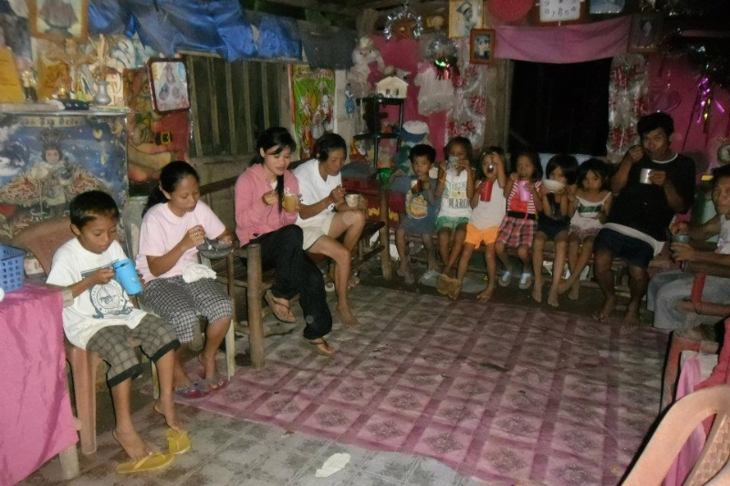 Feeding Ministry in the Philippines