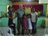 Pastor Alvin Dagot and family