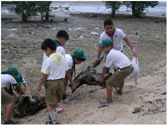 Coastal Clean-up 2